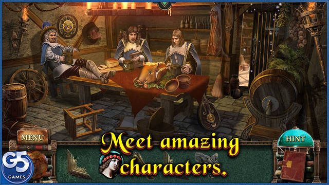 Lost Souls iPhone game