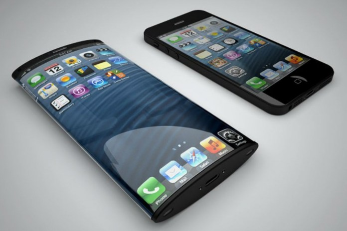 iPhone 7 concept with curved display. (Nickolay Lamm and Matteo Gianni)