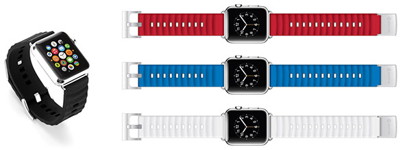 Griffin Trainer Watch Bands