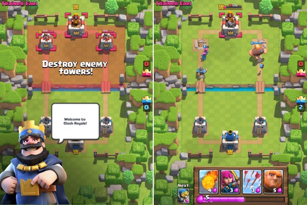 clash royale strategy