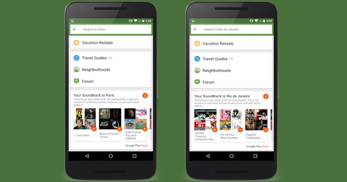 Get the Best Soundtrack Possible For Your Next Trip from TripAdvisor and Google Play Music
