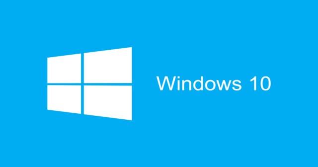 Microsoft Windows 10 API Update