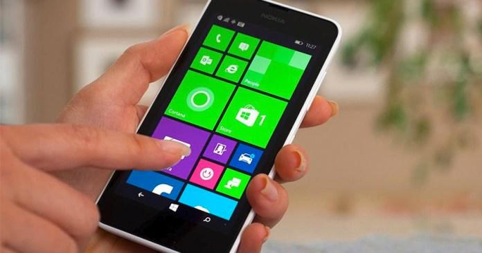 Microsoft Windows Phone 10 Updates