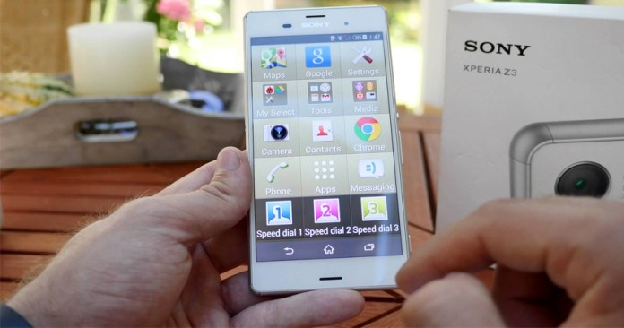 Get a Piece of New Sony Xperia Concept 'Xperia Tips' App