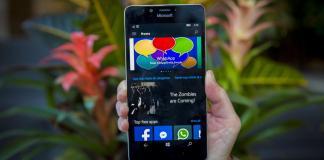 Microsoft (Nokia) Lumia 950 and Lumia 950 XL