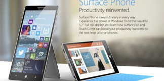 Microsoft Surface Phone to feature high-capacity storage that could replace your laptop