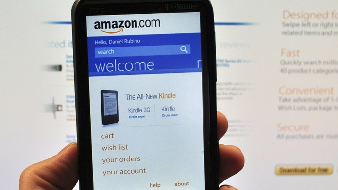 Microsoft Windows App Removed From Amazon, Windows Phone Users To Use Amazon Website For Purchasing Products