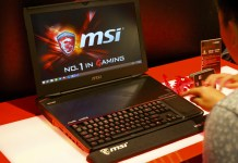 Razer Blade Pro and MSI GT80 Titan
