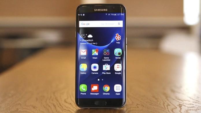 Samsung Galaxy S7 Edge And Galaxy S6 Edge