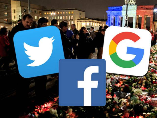 British Panel says Google, Facebook, Twitter, YouTube have Deliberately Failed to stop Terrorists