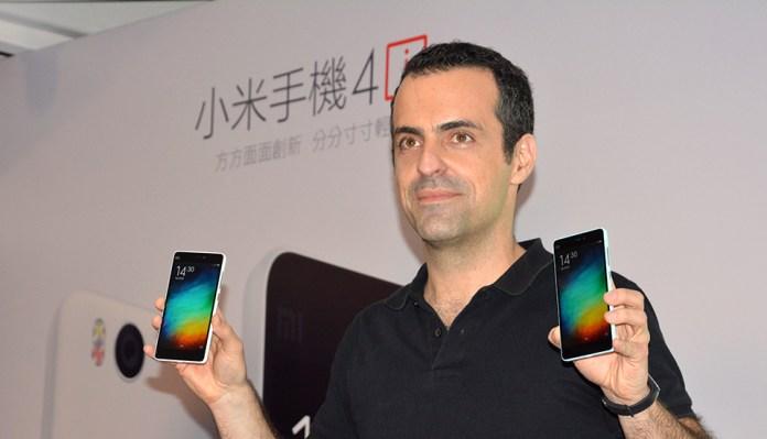 Xiaomi smartphones US 2017