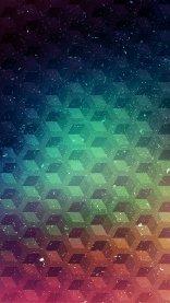 3D Color iPhone 7 Wallpaper