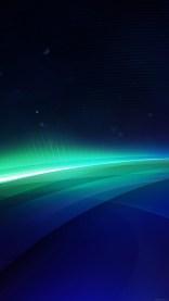 Northern Lights iPhone 7 Wallpaper