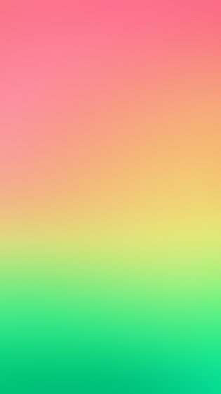 Blur Red and Green iPhone 7 Colorful Wallpapers