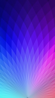 Pink and Blue Diamond iPhone 7 Colorful Wallpapers
