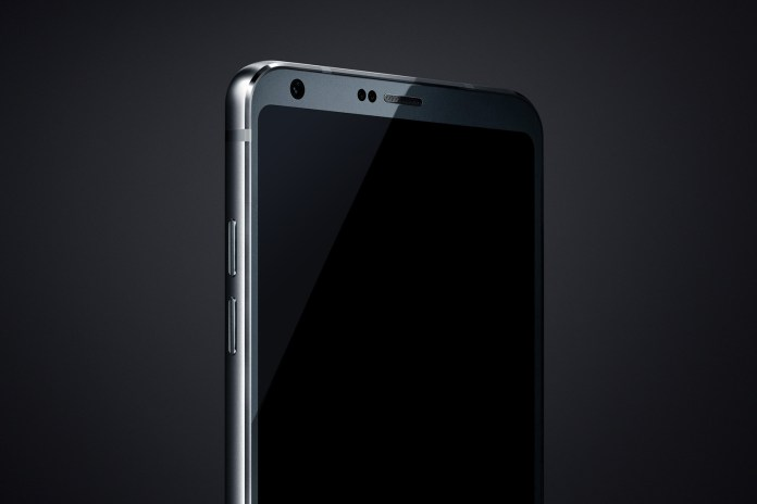 LG G6 shown from all sides