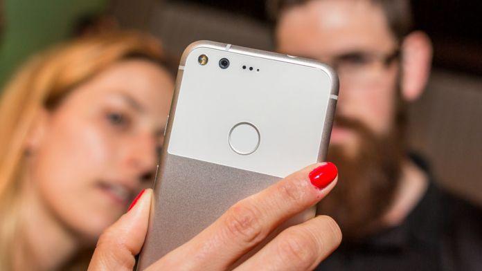 The original Pixel phone