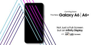 Galaxy A6 and A6 Plus leak