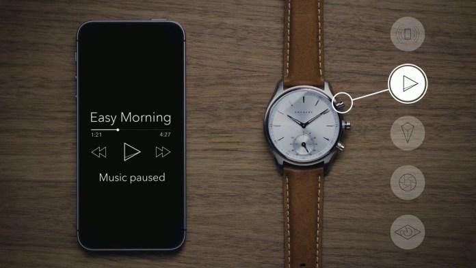 Kronaby Smart Watch