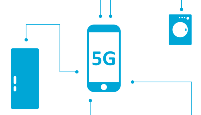 An image of 5G network in the UK