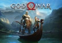 GOD OF WAR 4 on PS4