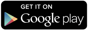 An image of Google play download button.