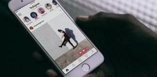 Instagram repost Story