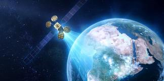 facebook building satellite