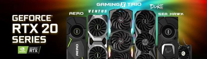 NVIDIA GeForce RTX 20 Series