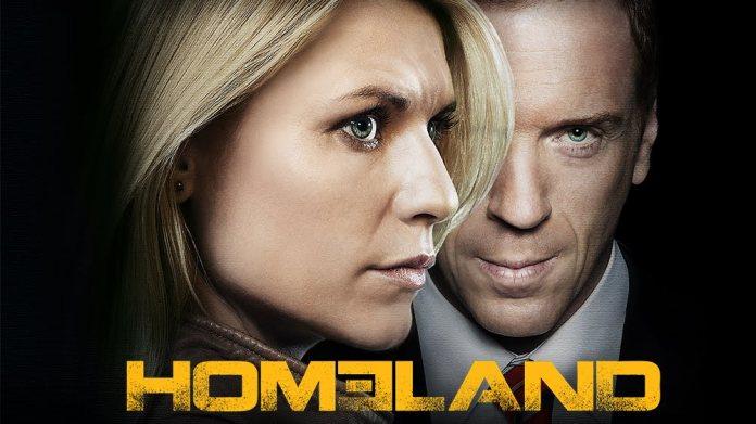 Homeland available on Netflix US