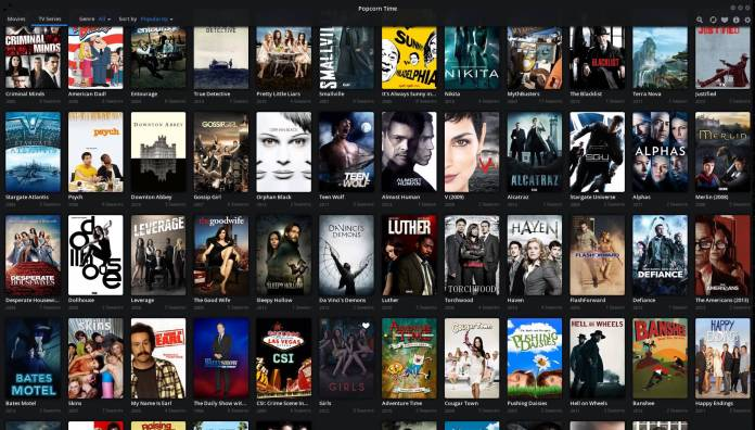 movies on linux