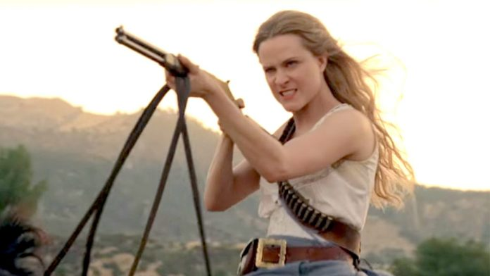 Dolores in HBO's Westworld
