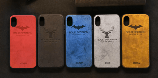 Luxury Cases for iPhone Xs, iPhone Xs Max, and iPhone Xr