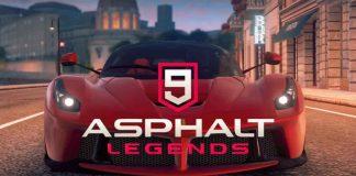 Asphalt 9 Legends
