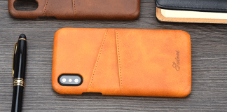 iPhone Xs, iPhone Xs Max, and iPhone Xr Cases with Card Holder