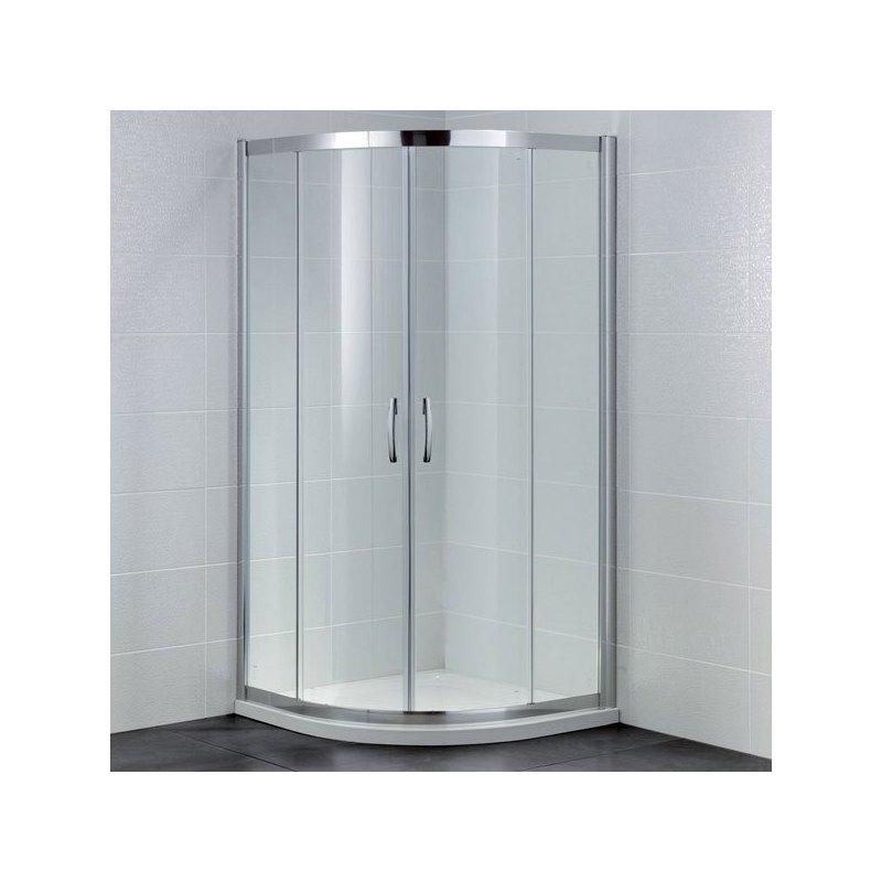 April Identiti2 1200x800mm Offset Quadrant Shower Enclosure
