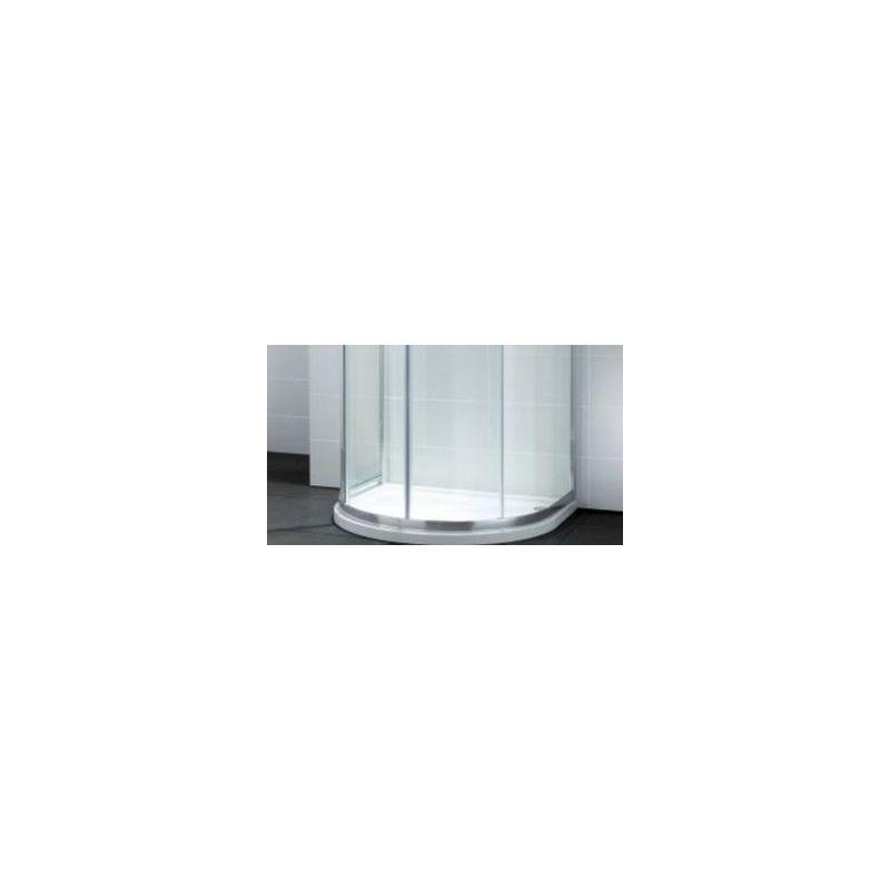 April Identiti2 1040x915mm U Shaped Dedicated Shower Tray