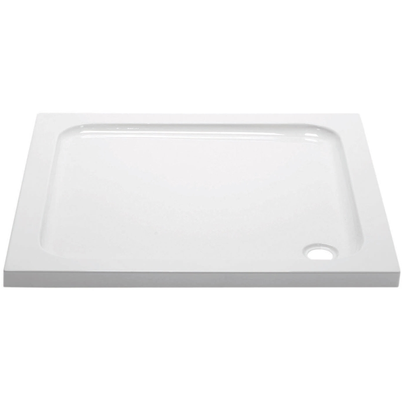 April 1000x1000mm Square Shower Tray