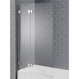 Aquadart Venturi 8 Hinged Bath Screen