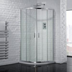 Aquadart Venturi 6 Double Door Quadrant Enclosure 900x760mm