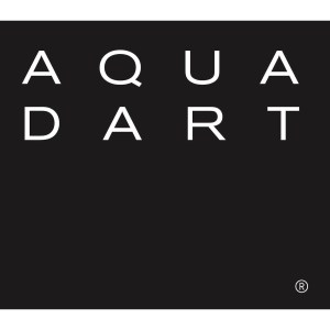Aquadart Venturi 6 Extension Wall Profile 40mm