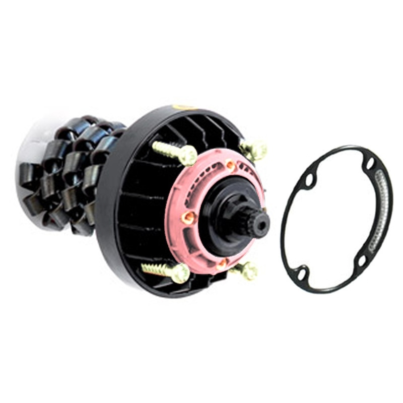 Aqualisa Thermo Multipoint Cartridge Pink with Gold Screws