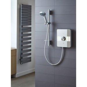 Aqualisa Lumi Electric 9.5kW Shower & Kit Chrome