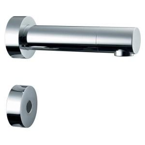 Armitage Shanks Sensorflow 21 Wall Basin Mixer A4180 Brushed