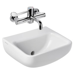 Armitage Shanks Contour 21 40cm Back Outlet Washbasin 0TH S0679