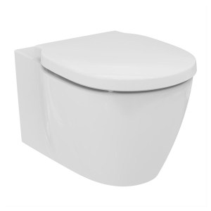 Armitage Shanks Edit R Wall Mounted WC Pan & Soft Close Seat