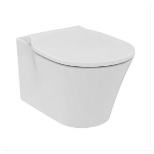 Armitage Shanks Edit L Wall Mounted WC Pan & Slow Close Seat
