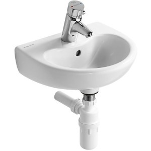 Armitage Shanks Contour 21 Splash Basin 40x33 1 Taphole S2635