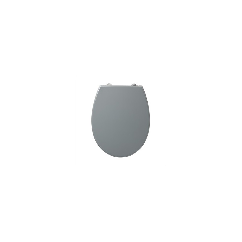 Armitage Shanks Contour 21 Small Seat & Cover Grey