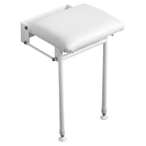 Armitage Shanks Folding Shower Seat with Legs S6850